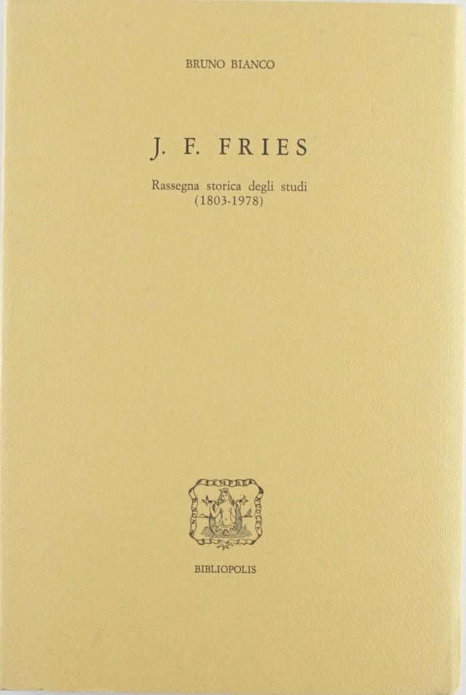 J. F. Fries