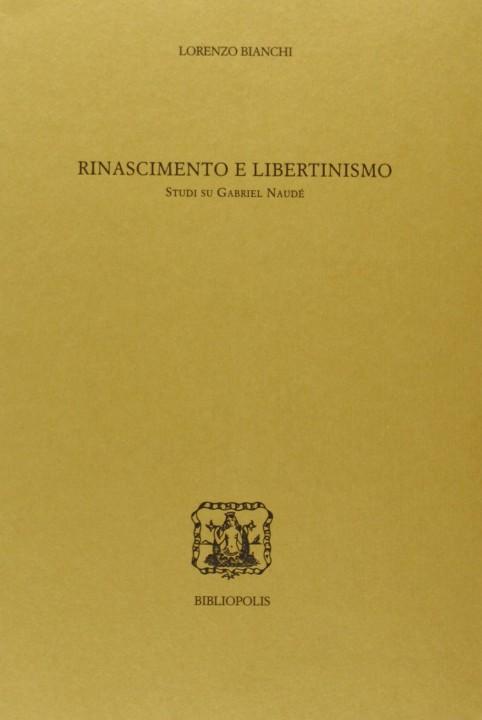 Rinascimento e libertinismo