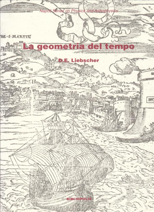 copertina la geometria del tempo