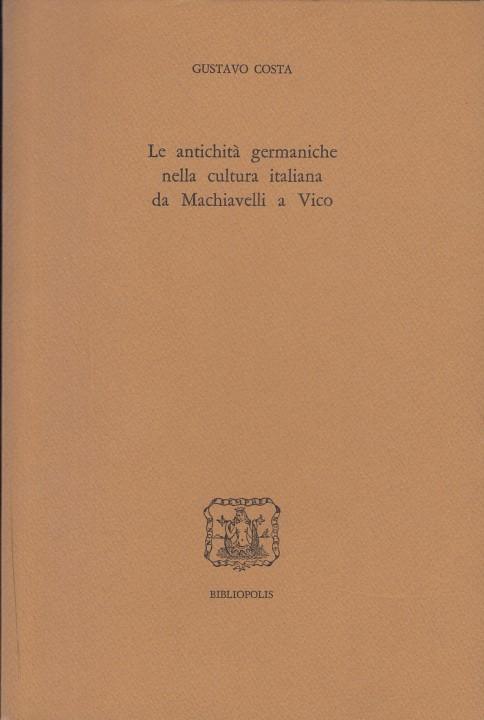 copertina le antichità germaniche_NEW