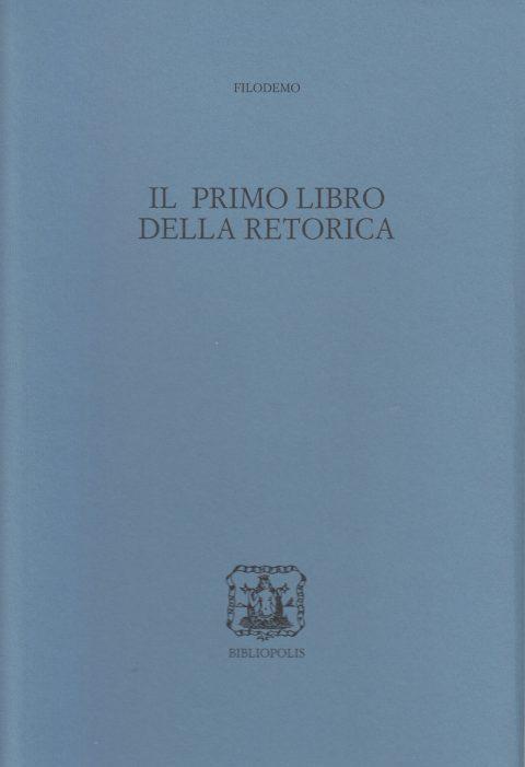 Il Primo Libro della Retorica di Filodemo torna alla luce: intervista con la curatrice Federica Nicolardi