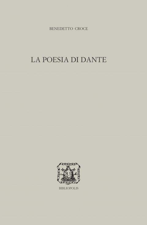 """Presentazione de La Poesia di Dante di Benedetto Croce (Bibliopolis, 2021), tratta da """"Eppur si legge"""", trasmissione radiofonica a cura di Guglielmo Brighi – 23/03/2021"""