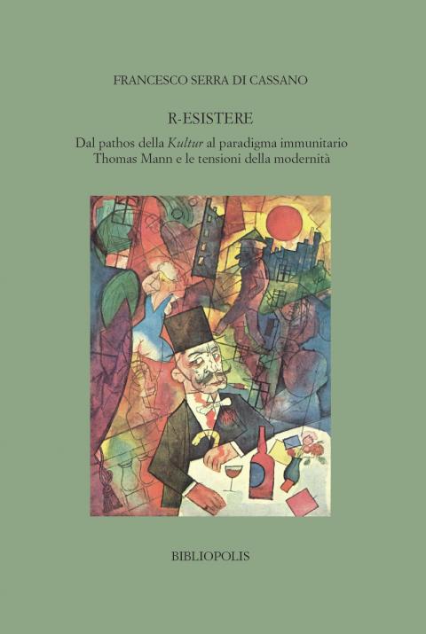 Contro la dittatura dell'algoritmo (Recensione di M. De Francesco a F. Serra di Cassano, R-Esistere, 8.7.2021)